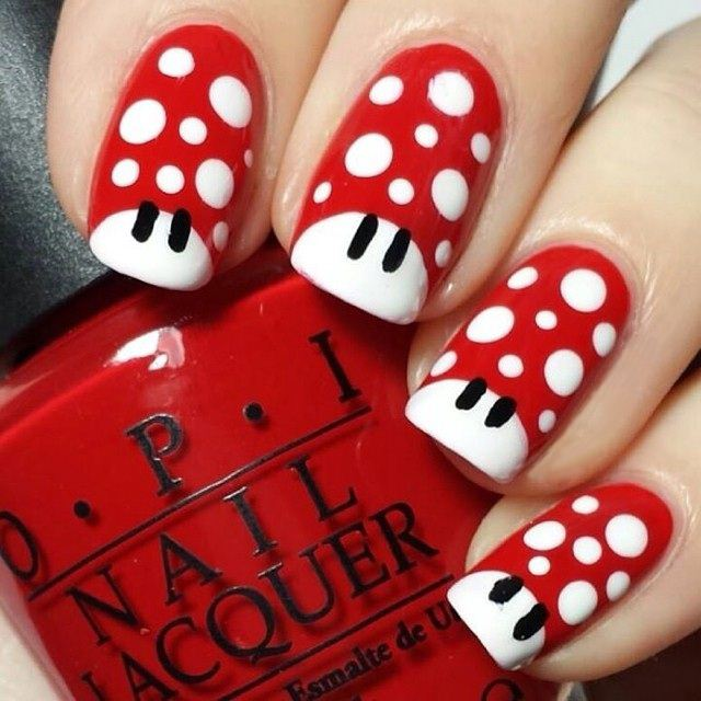 nail art designs for christmas 2112201507