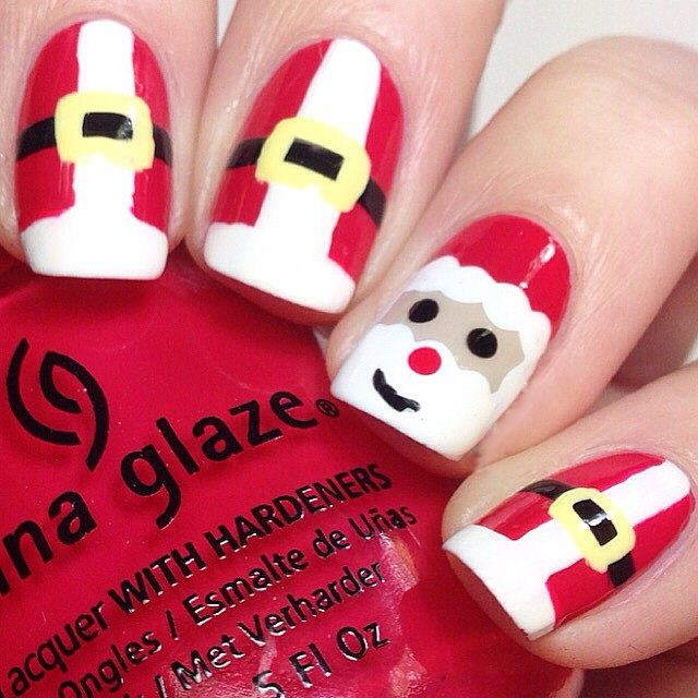 nail art designs for christmas 2112201508