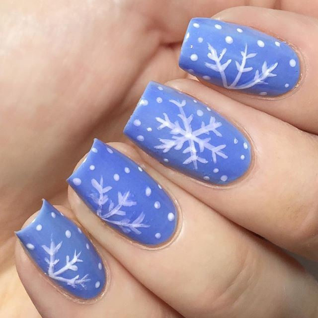 nail art design for christmas 2112201512