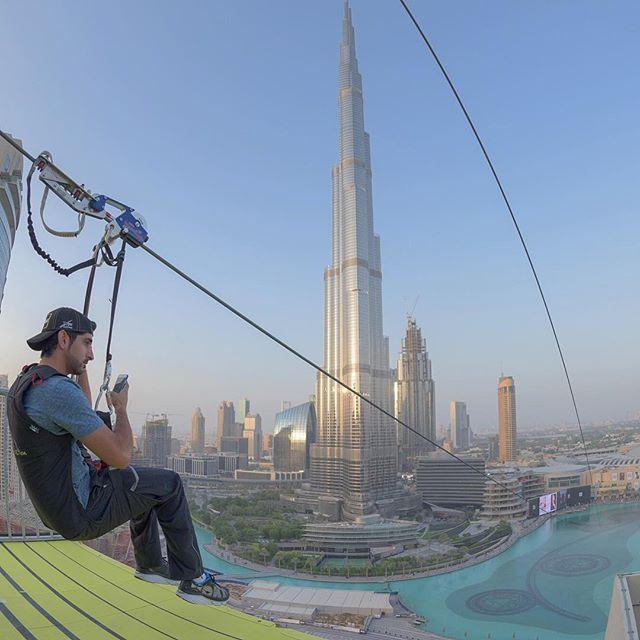 Prince of Dubai Adventurous Life