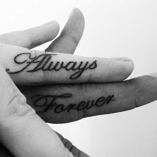 Always Forever and Ever