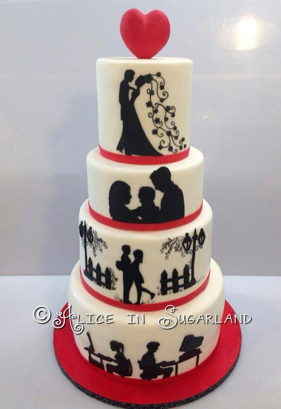 Reveal Your Love Story To The World On Special Day Through Wedding Cake And Make It Even More