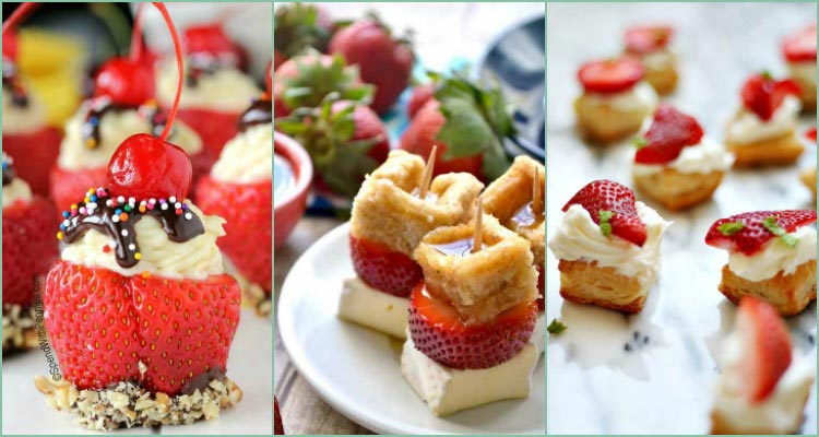 16 Super Easy And Quick Strawberry Recipes To Relish Anytime