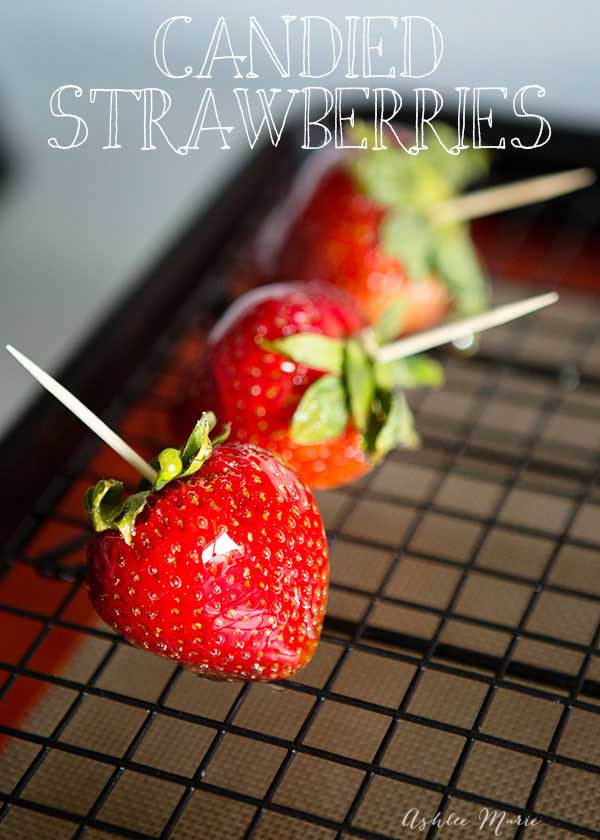 Candid-Strawberries