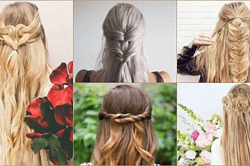 30 Most Flattering Half Up Hairstyle Tutorials