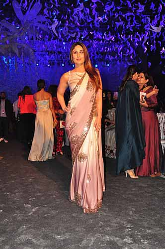 Kareena Kapoor at Manish Malhotra Summer Resort Collection 2016
