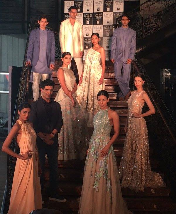 Manish Malhotra Summer Resort Collection 2016-2
