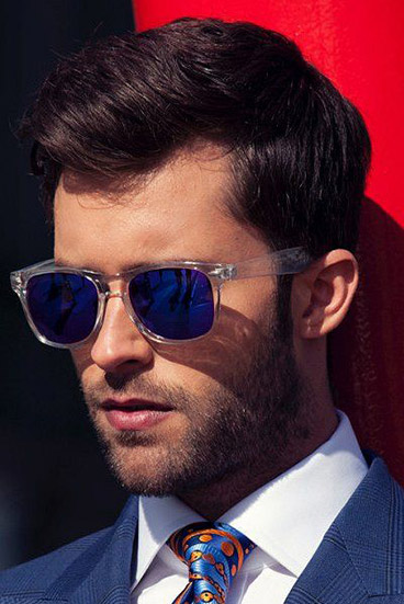 Dual Tone Sunglasses