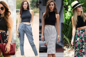 style crop top