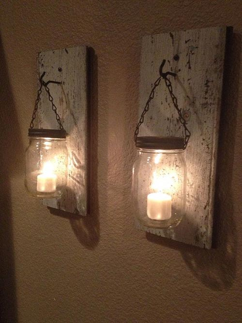 15 Clever Diy Candle Holders That Are Just Beautiful