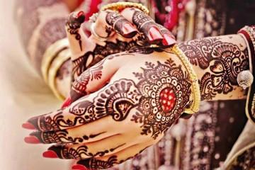 Best bridal hand mehndi designs