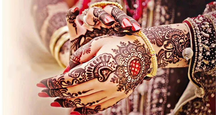 Best bridal hand mehndi designs