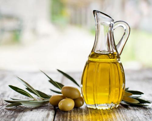 home made makeup remover olive oil