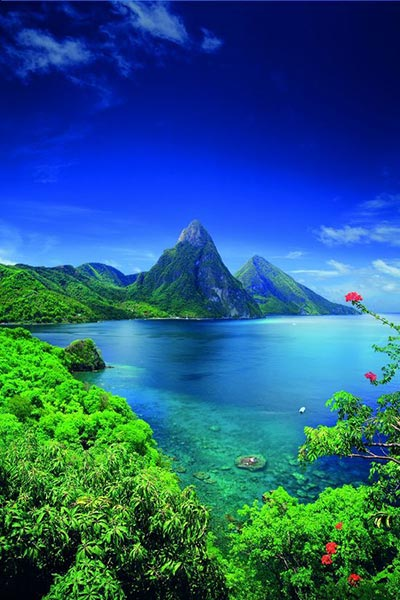Saint Lucia,Caribbean