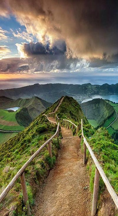 Sao Miguel Island,the Azores,Portugal