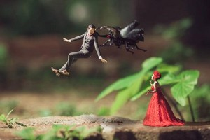 miniature-wedding-photography-ekkachai-saelow