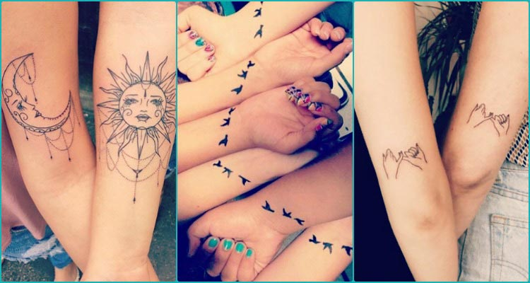 best friend tattoo ideas