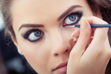 fall eye makeup tutorials