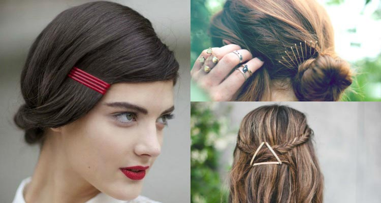 14 Crazy Bobby Pin Hair Art Ideas You Will Want To Try Now