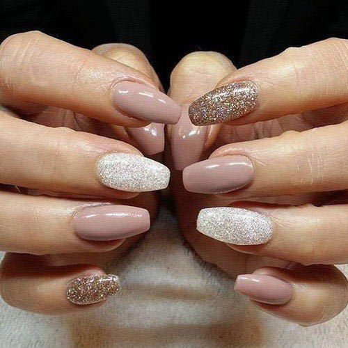 Classy and easy,brown and nude