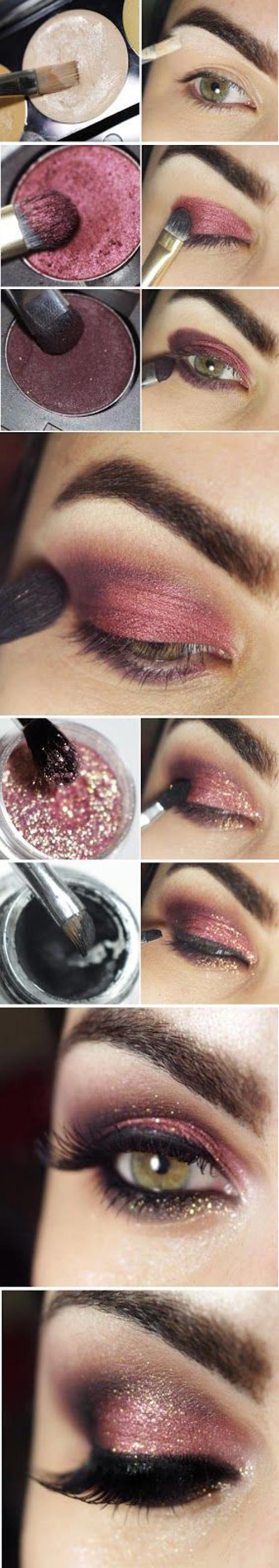 Red hues for gorgeous looks