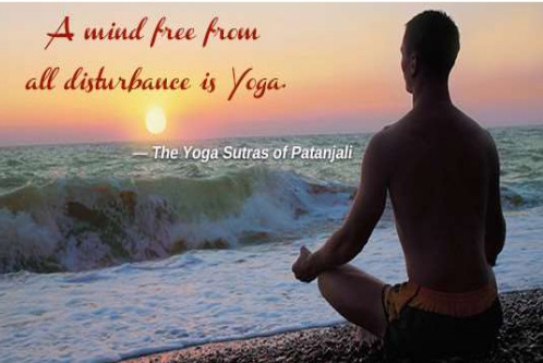 A Yoga Sutra of Patanjali