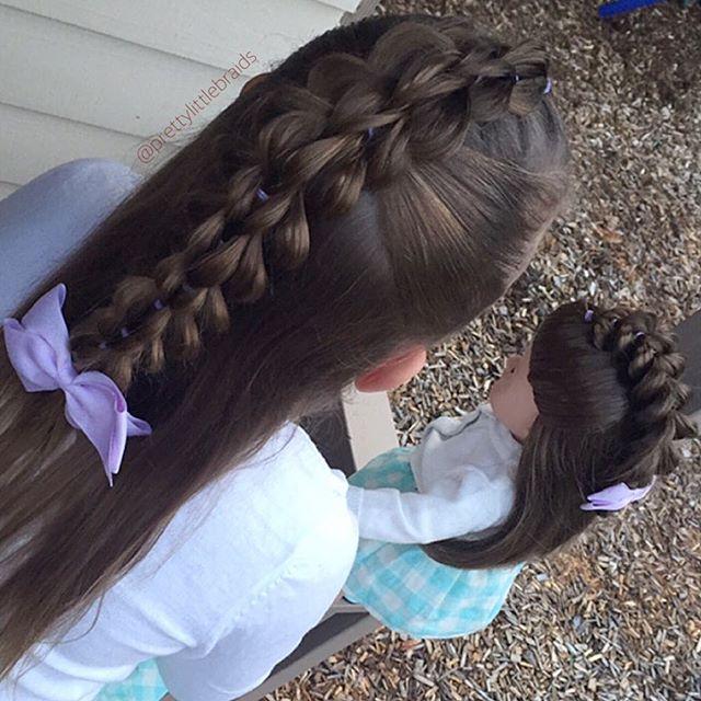 3 strand pull through braid