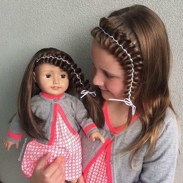 5 strand ribbon braid headband