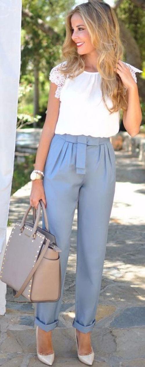 A Peg Trouser