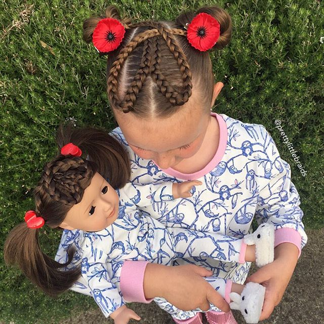 Braids with Heart