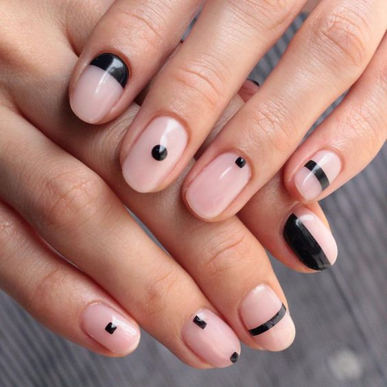 Fab Nailart for minimalists