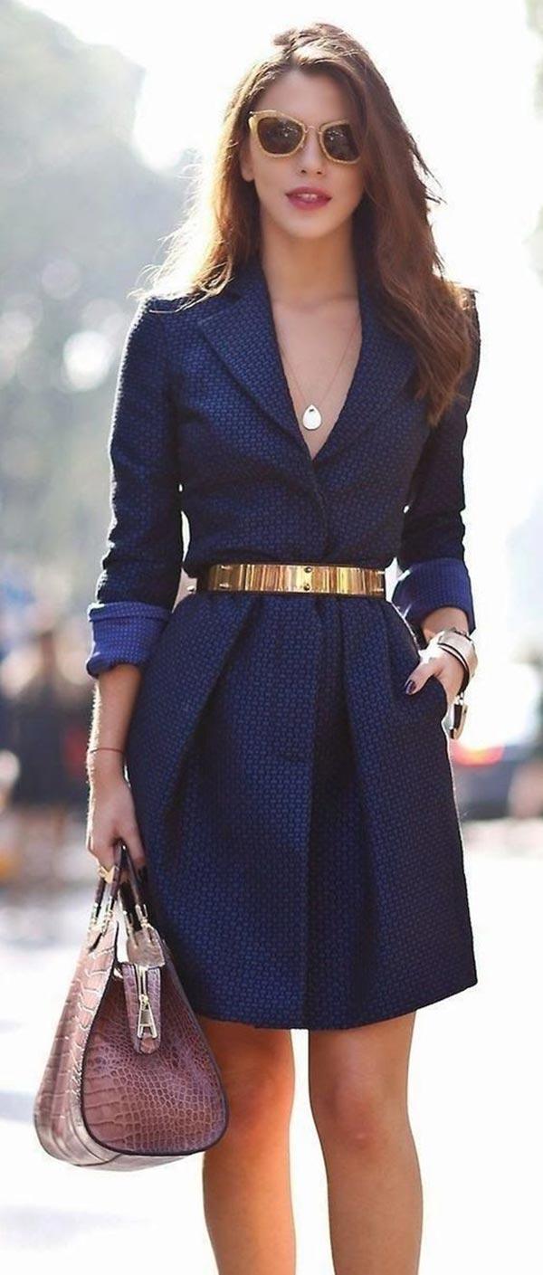 An Elegant Dress