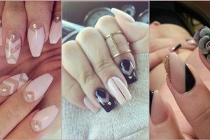 12 Trendy Negative Space Nail Designs For Every Occasion