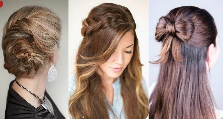 10 Most Attractive HairstyleTutorials To Try This Christmas