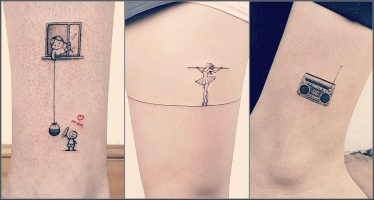 25+ Adorable Minimalist Tattoo Designs By Former ...