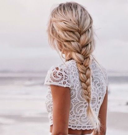 10 Cool Beach Hairstyles To Try This Summer - Womentriangle
