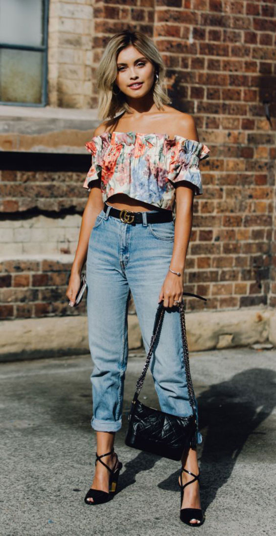 jeans summer trends