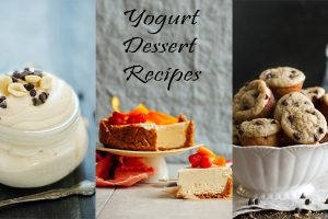 Best Yogurt Dessert Recipes