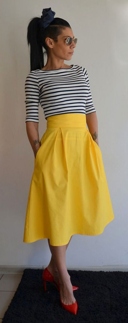 Easy Bright And Bold Style