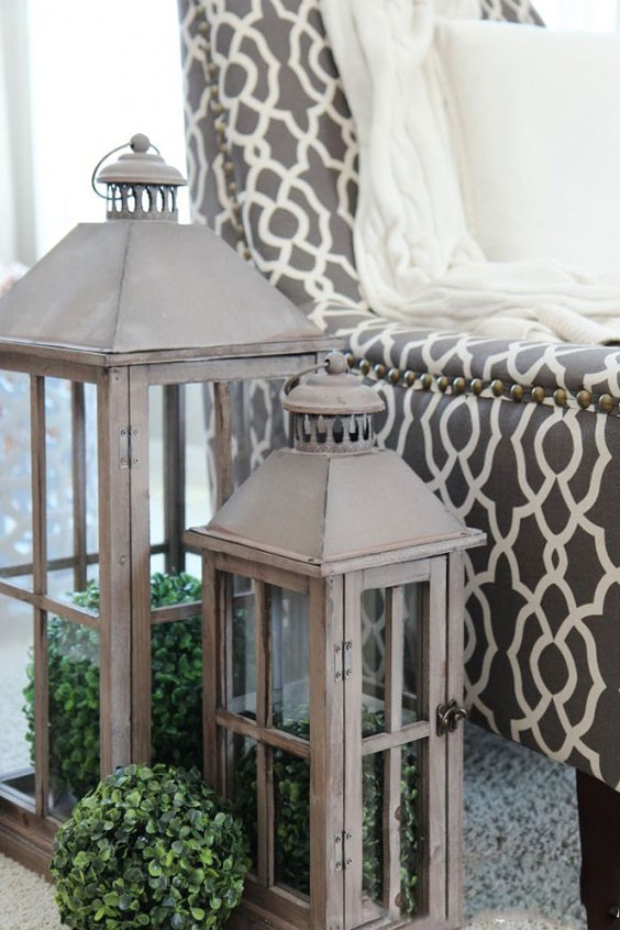 lanterns home decor ideas