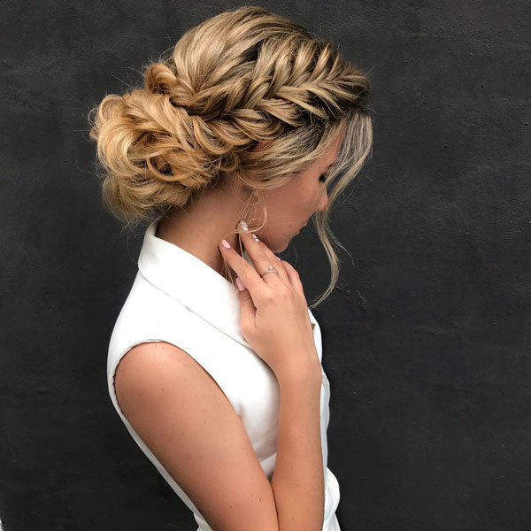 wedding hair inspiration 1