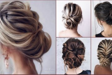 wedding hair inspiration 2018