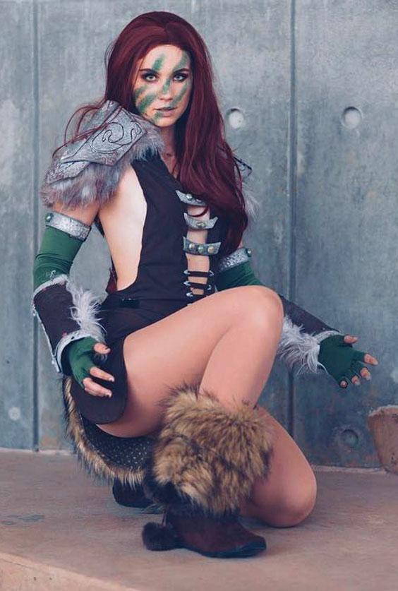 Aela - The Huntress