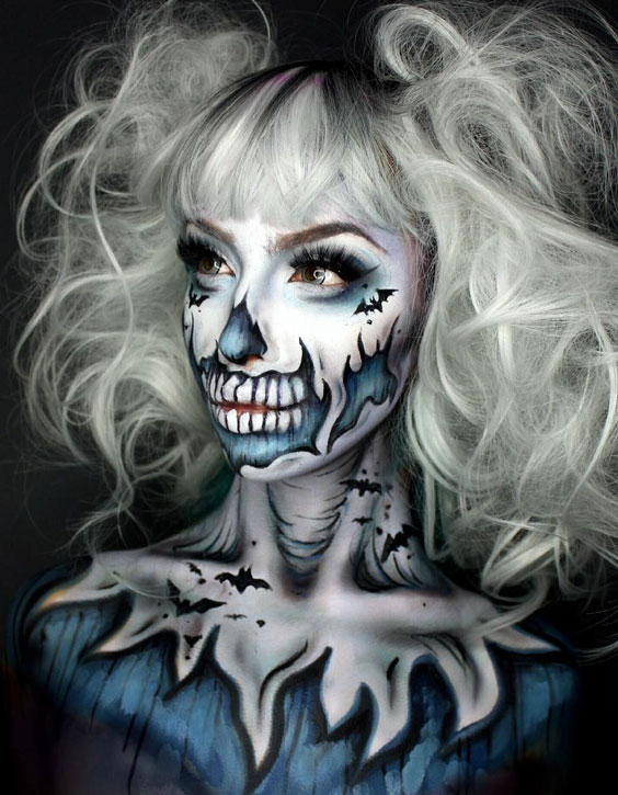 Ghoul Girl - Lil Graveyard Ghost