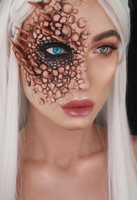 Khaleesi Look halloween costume ideas