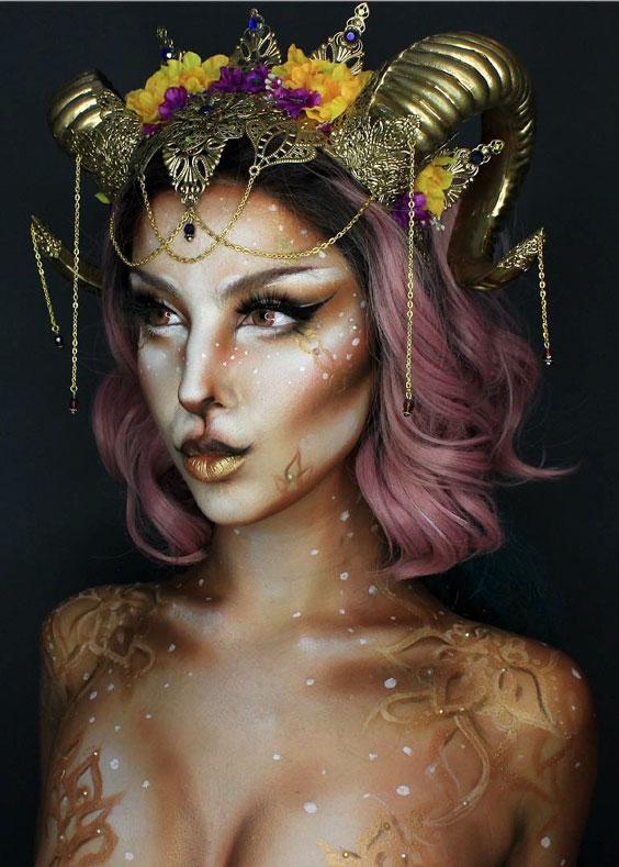 The Faun Queen