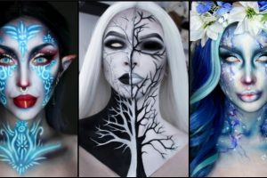 halloween makeup ideas 2018