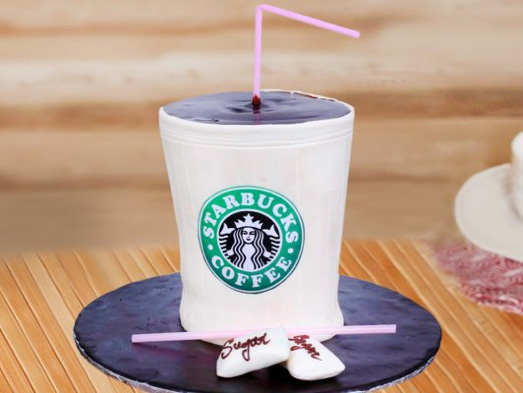 Starbucks Cake ideas for girls