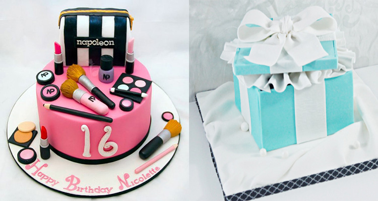 Excellent Sweet Sixteen Birthday Cake Ideas For Girls On Their Special Day Funny Birthday Cards Online Alyptdamsfinfo