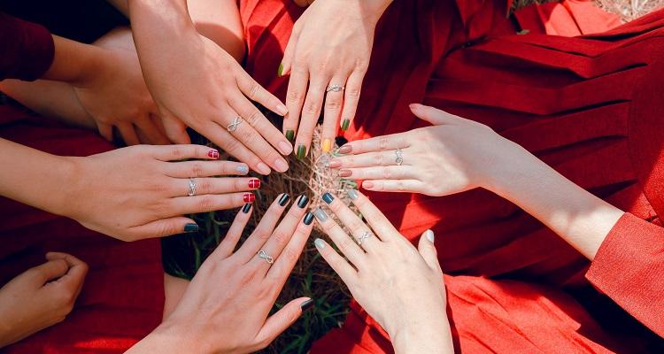 thanksgiving nail art 2018